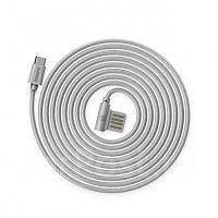 Кабель REMAX Rayen Data Cable Type-c RC-075a (Silver)
