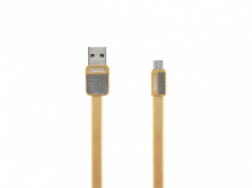 Кабель REMAX Platinum Micro Cable RC-044m (Gold)