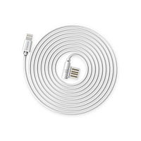 Кабель REMAX Rayen Data Cable Lighting RC-075i (White)