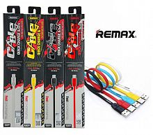 Кабель REMAX Full Speed Micro-USB 1M RC-001m (Yellow)