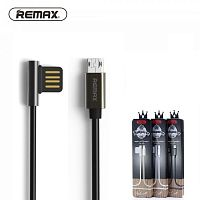 Кабель REMAX Emperor Cable for Micro RC-054m (Black)