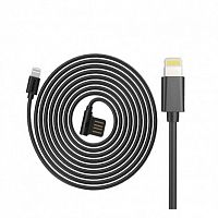 Кабель REMAX Rayen Data Cable Lighting RC-075i (Black)