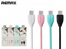 Кабель REMAX Lesu Cable Micro RC-050m (Pink)