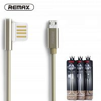 Кабель REMAX Emperor Cable for Micro RC-054m (Gold)