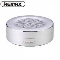 Беспроводная колонка REMAX Portable Bluetooth Speaker RB-M13 (silver)