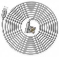Кабель REMAX Rayen Data Cable Lighting RC-075i (Silver)